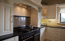 Raised Panel Classic Kitchen Design
