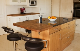 Solid Timber Shaker Kitchen