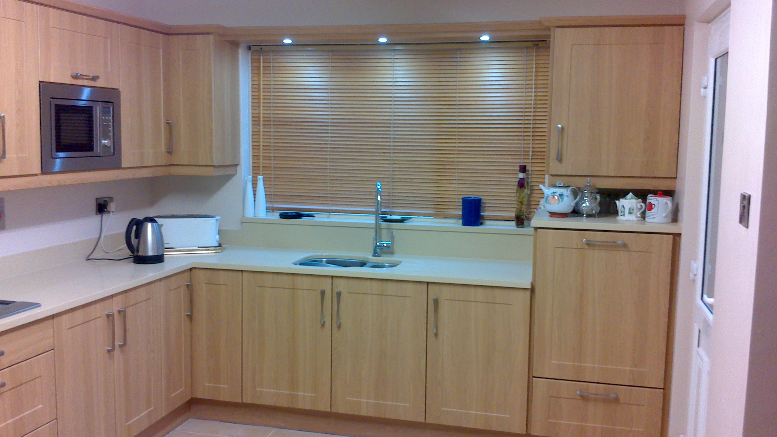 Shaker Style Kitchen Refurbishment | Parle Furniture
